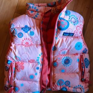 Adorable Patagonia Down Vest perfect for fall days
